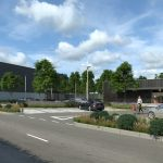 D2 are sole agents on the new business park planned for the site of the former JEP offices